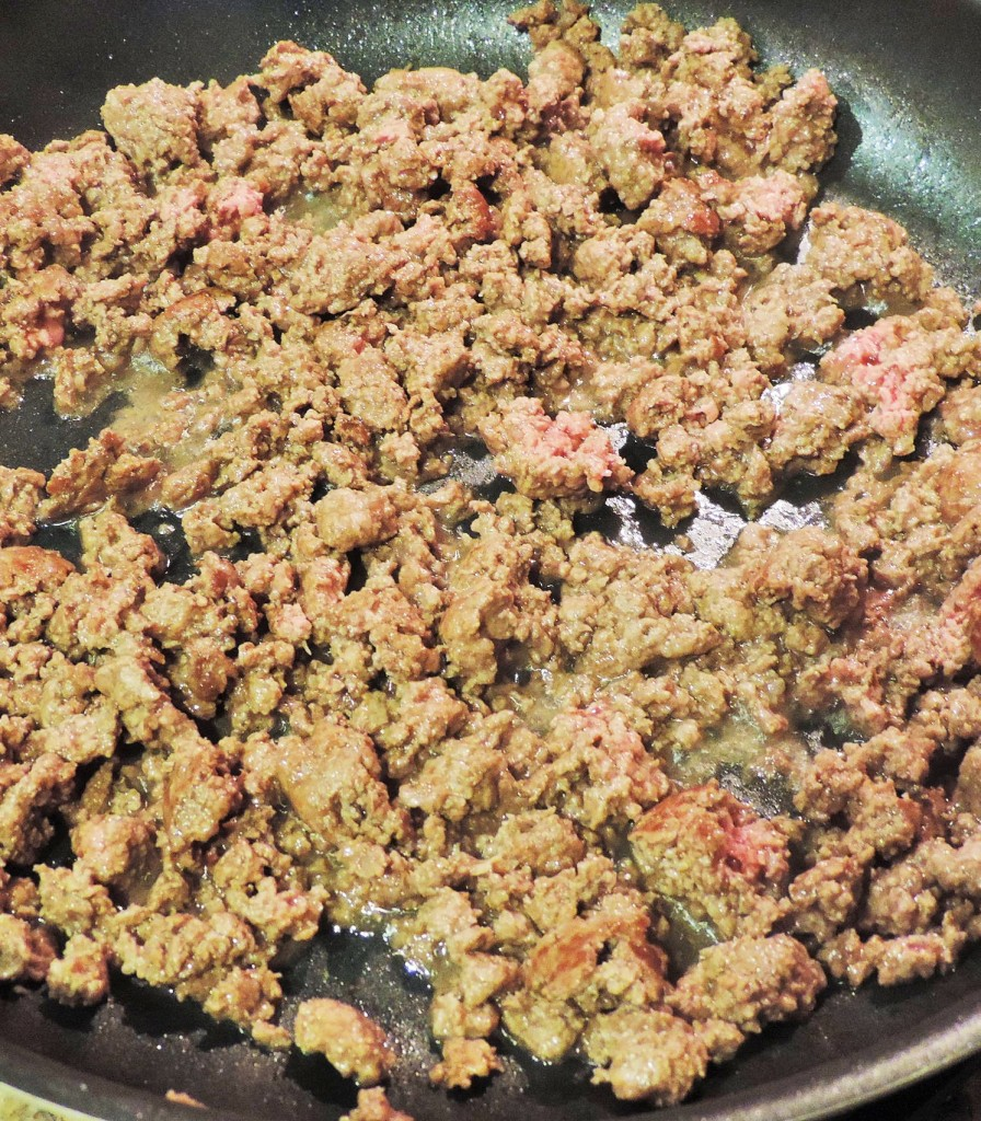 Ground Beef for Chili