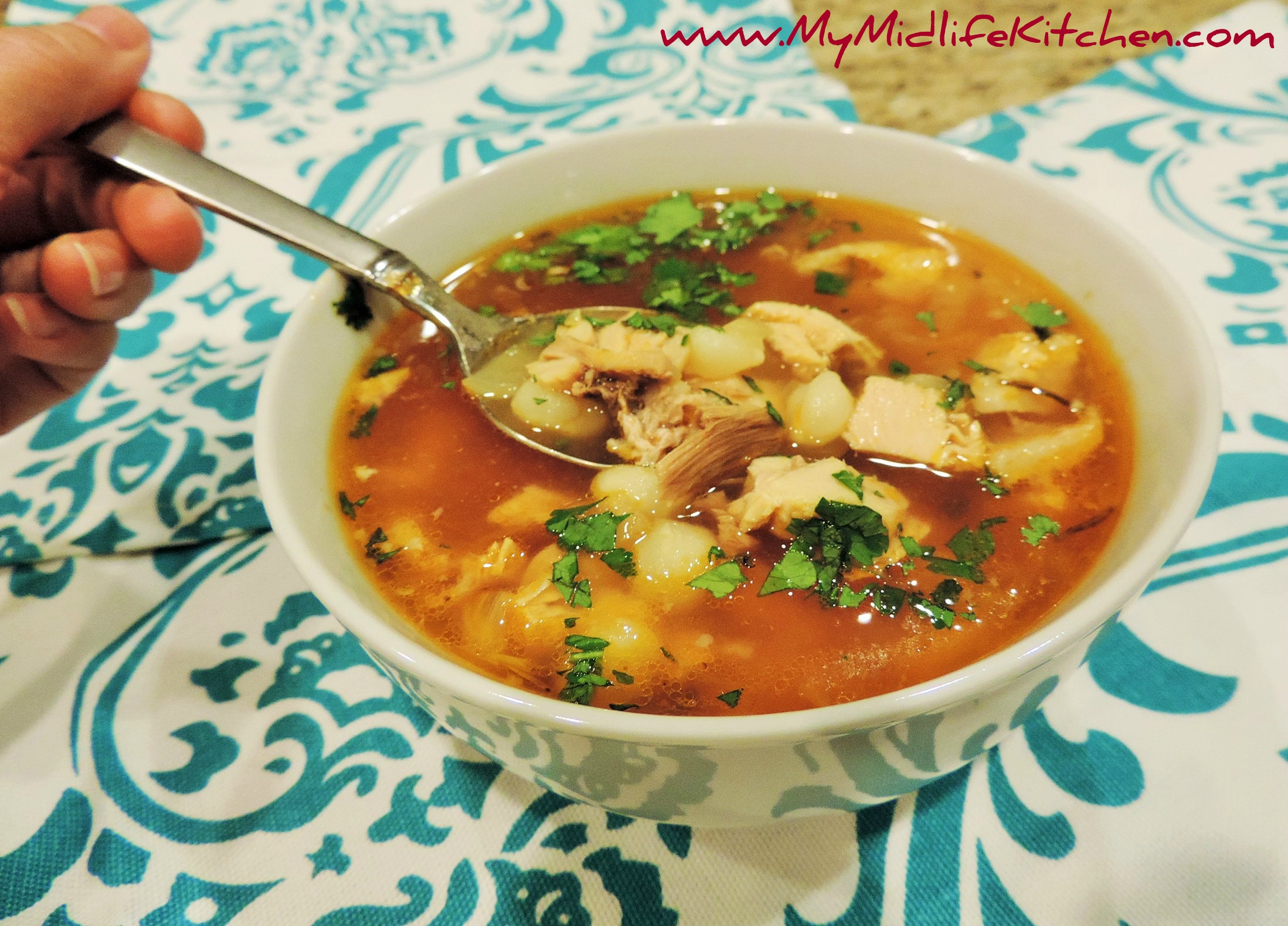 Print Inspiration–Turkey Posole
