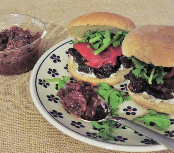Beef Cheek Sliders with Tomato Jam