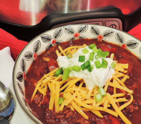 Tony Packo's Bison Chili
