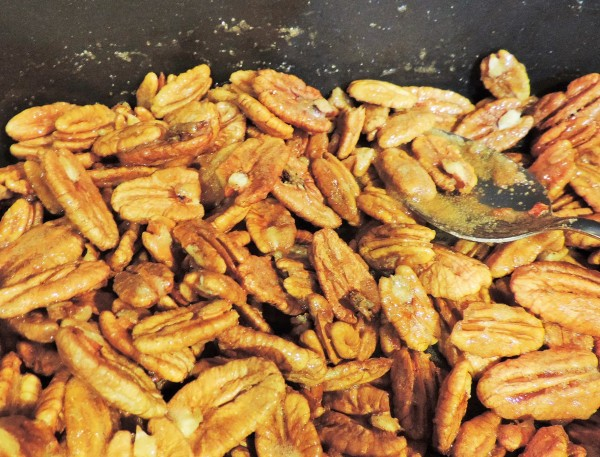 Pecans in Crock Pot