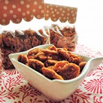 Sweet & Spicy Texas Pecans