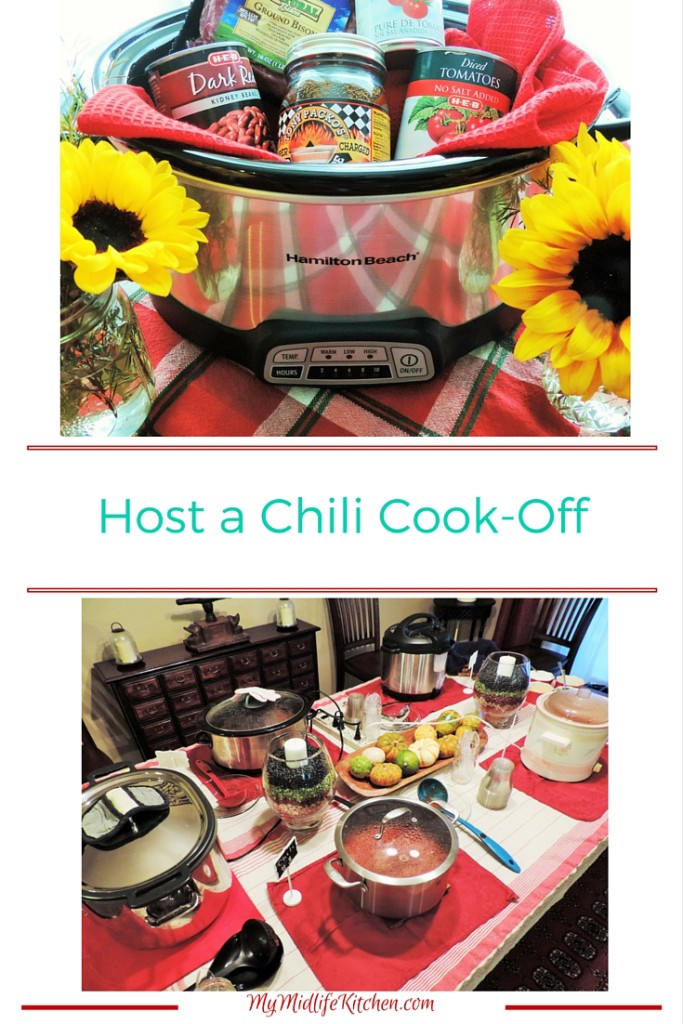 Host a Chili Cook Off