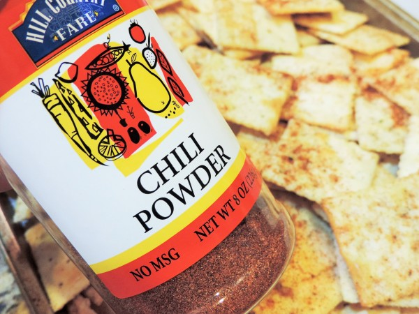 Fire Crackers with Chili Powder