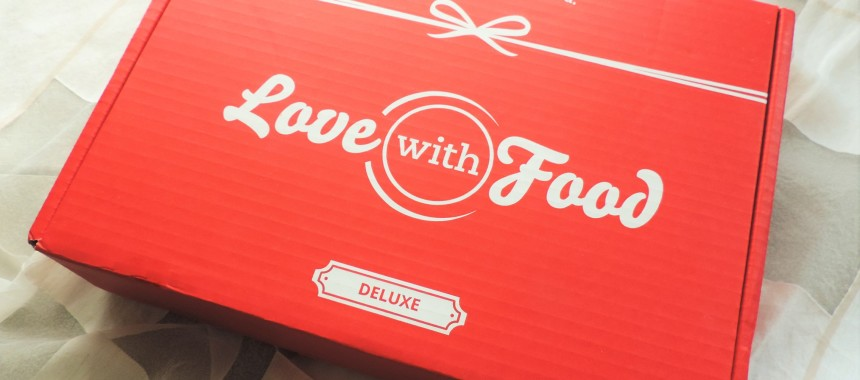 I Have a Secret…I'm in LOVE WITH FOOD!