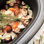 Crock Pot Red Wine Chicken