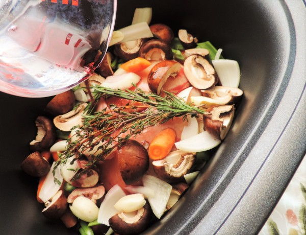 Crock Pot Red Wine Chicken Ingredients