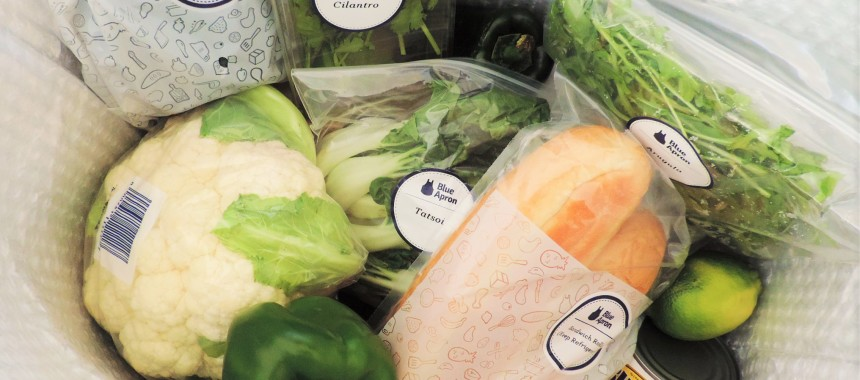 How Lazy Can I Be? The Blue Apron Experiment.