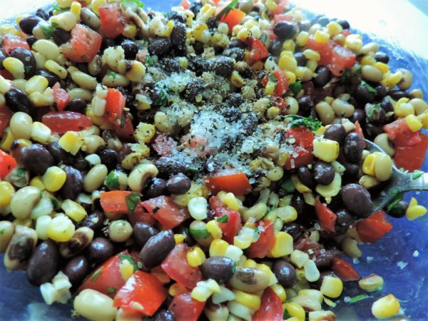 Craveable Cowboy Caviar w/ Salt & Pepper