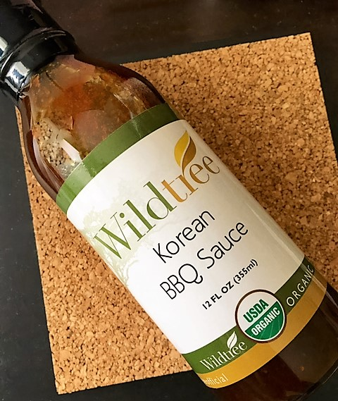 Wildtree Korean BBQ Sauce