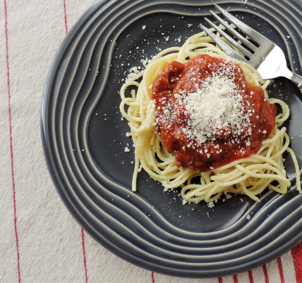 Hearty Wildtree Spaghetti Sauce