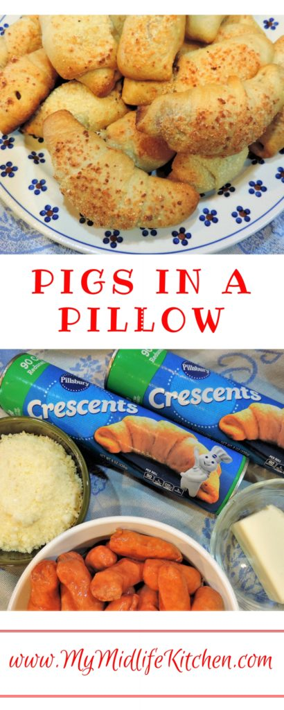 Easy Peasy Pigs in a Pillow