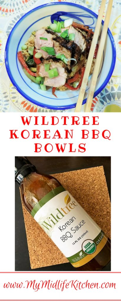 Wildtree Korean BBQ Bowls