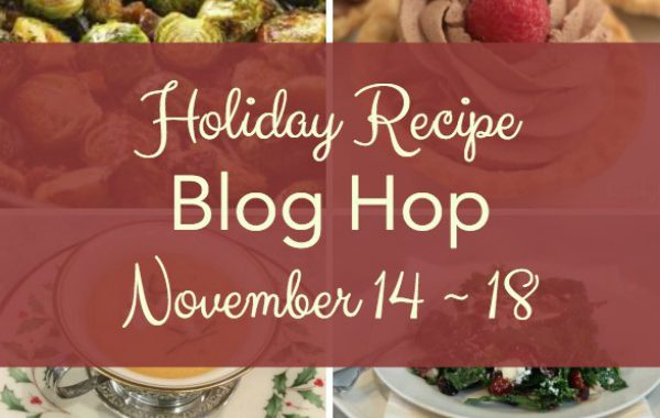 Hopping Excited for Holiday Foods!