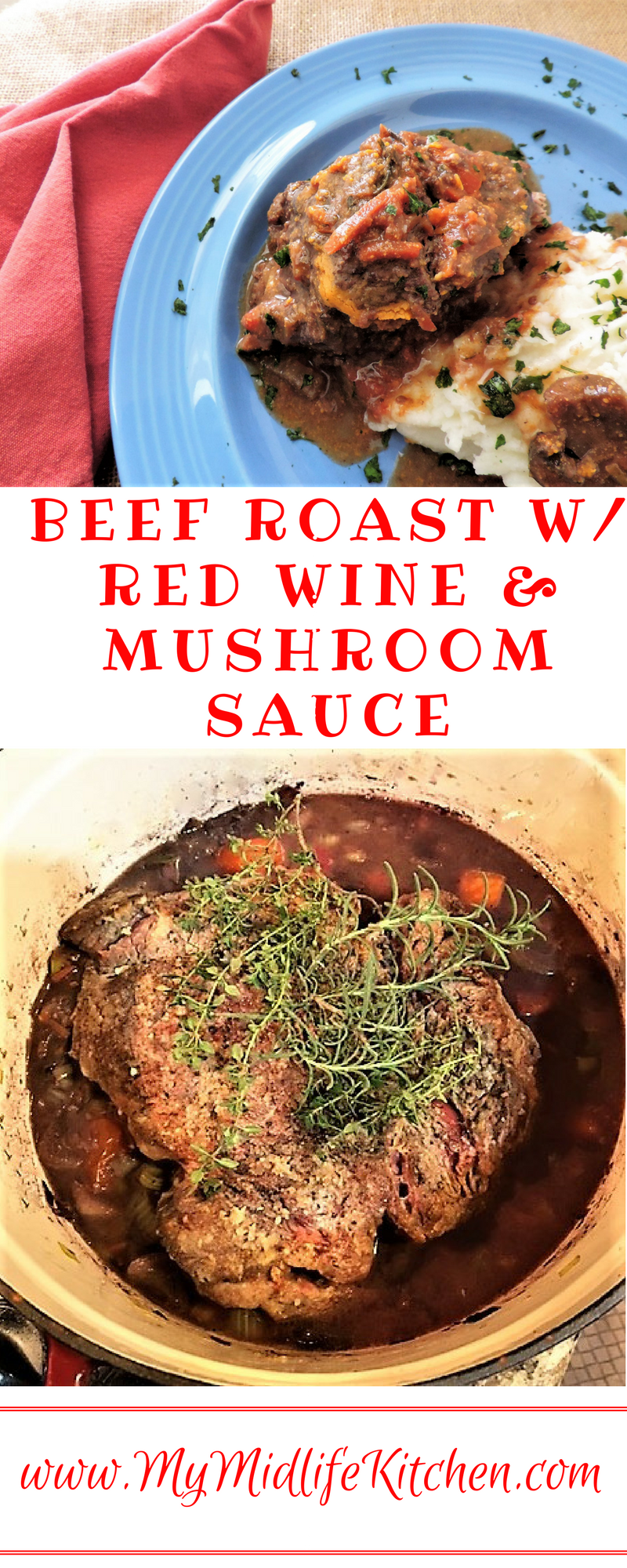beef-roast-with-red-wine-mushroom-sauce